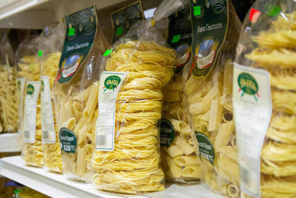 italian pasta market